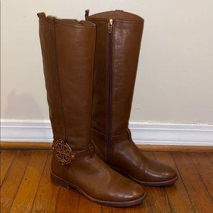 Tory Burch Amanda riding boot Size 8.5